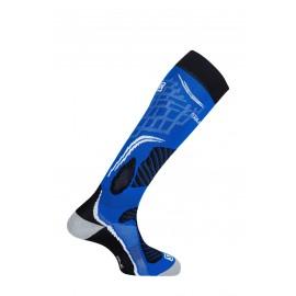 Medias esquí Salomon X Pro azul negro