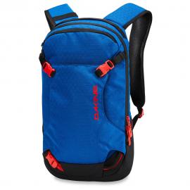 Mochila montaña Dakine Heli pack 12 litros azul