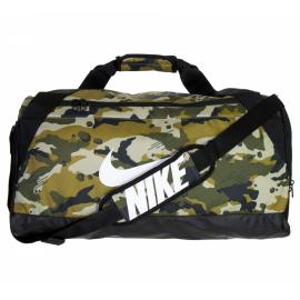 Bolsa deporte Nike Brasilia mediana camuflaje