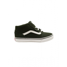 Zapatillas Vans Chapman Mid gris/blanco junior