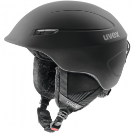 Casco esquí Uvex Oversize negro mate hombre