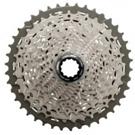 Cassette Shimano Deore XT 11/46 dientes 11 velocidades