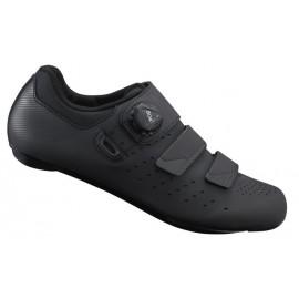 Zapatillas Shimano PR400 Road negro hombre