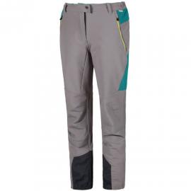 Pantalón montaña Regatta Mountain Trousers gris mujer