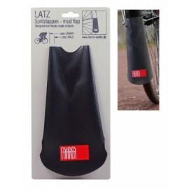 Spoiler Latz Urban Fahrer negro para 35 hasta 50 mm