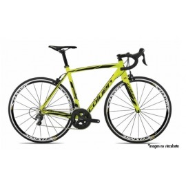 Bicicleta Coluer Road Radar 4.0 amarillo fluor talla L-54