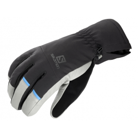 Guantes esquí Salomon Propeller Dry M negro gris