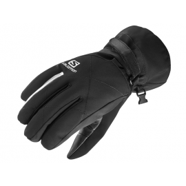 Guantes esquí Salomon Propeller Long W negro blanco