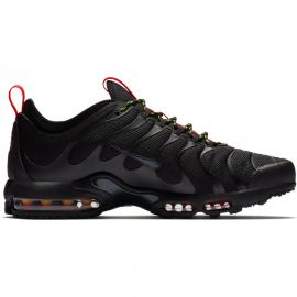 Zapatillas Nike Air Max plus TN ultra negra rojo hombre 52bcb38710026