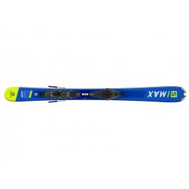 Pack esquí Salomon E Shortmax 120 + Lithium 10 L90