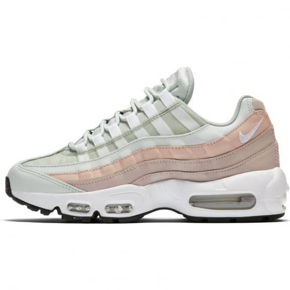 bdff3f61aaef6 Zapatillas Nike Air Max 95 gris rosa mujer - Deportes Moya