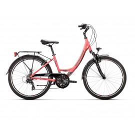 """Bicicleta Conor Riverside 26"""" Coral"""