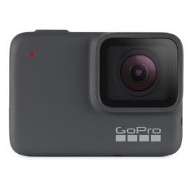 Camara acción GoPro Hero 7 Silver con tarjeta SD