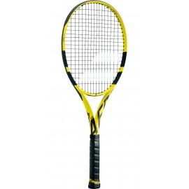 Raqueta Babolat Pure Aero amarilla negra
