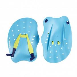 Pala natación Speedo Tech Paddle AU azul/verde unisex