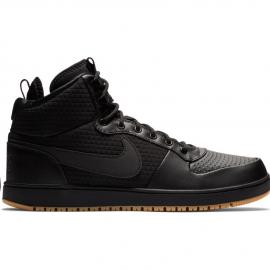 Zapatillas Nike Ebernom mid winter negra hombre