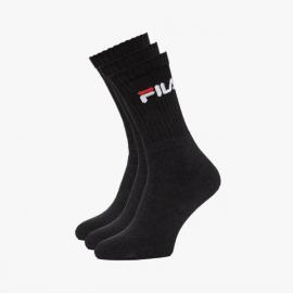 Calcetines Fila F9505 pack 3 negro unisex