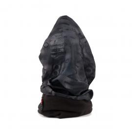 Cuello doble esqui montaña +8000 negro unisex