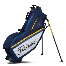 Bolsa de Golf Titleist Players 4 azul/ blanca/ amarillo