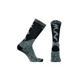 Calcetines altos Northwave Extreme Pro gris-negro
