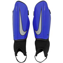 Espinilleras Nike Guard football shin azul niño