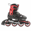 Patines Rollerblade Microblade negro/rojo junior
