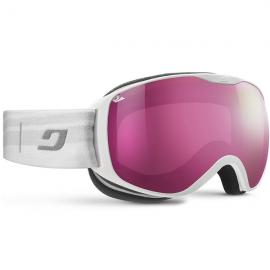 Máscara Julbo Pioneer blanco lente flash pink