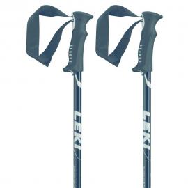 Bastones esquí Leki Vista negro blanco unisex