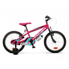 """Bicicleta Conor Rocket 18"""" Rosa"""