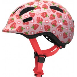 Casco Abus Smiley 2.1 rose strawberry infantil