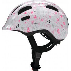 Casco Abus Smiley 2.1 white crush infantil