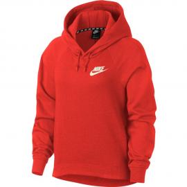 Sudadera Nike AV15 roja mujer