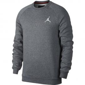 Sudadera Nike Jordan Jumpman Fleece gris hombre