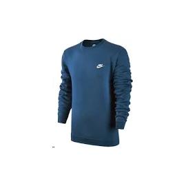 Sudadera Nike Club marino hombre