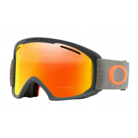 Máscara Oakley O Frame 2.0 Xl forged iron brush fire