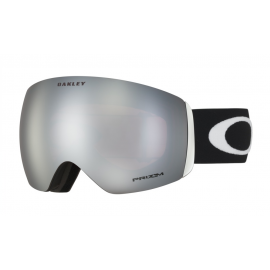 Máscara Oakley Flight Deck matte black prizm black iridium