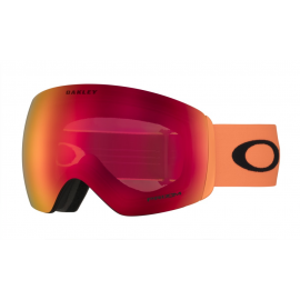 Máscara Oakley Flight Deck harmony fade prizm snow torch