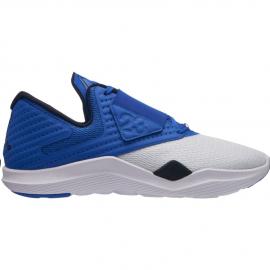Zapatilla baloncesto Nike Jordan Relentless blanco/azul homb