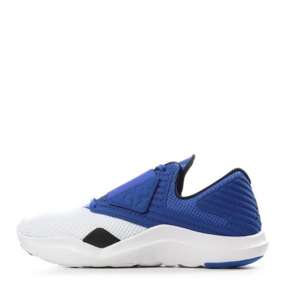 best service e6b33 d7bc7 Zapatilla baloncesto Nike Jordan Relentless blanco azul homb
