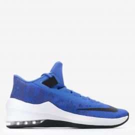 Zapatillas baloncesto Nike Air max infuriate 2 azul hombre