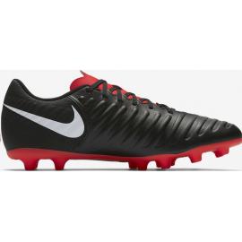 Zapatillas fútbol Nike Legend 7 club negro/rojo hombre