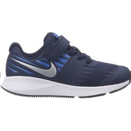 Zapatillas Nike Star runner (psv) marino/lima niño
