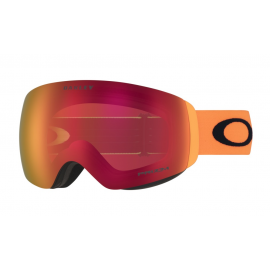 Máscara Oakley Flight Deck Xm harmony fade prizm snow torch