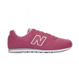 Zapatillas New Balance 373 rosa niña