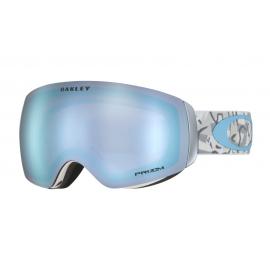 Máscara Oakley Flight Deck Xm camo vine snow prizm sapphire