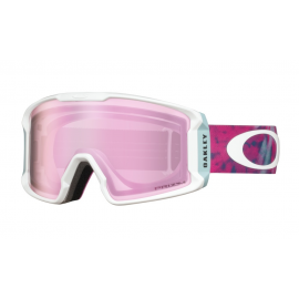 Máscara Oakley Line Miner Xm tranquil flurry arctic surf