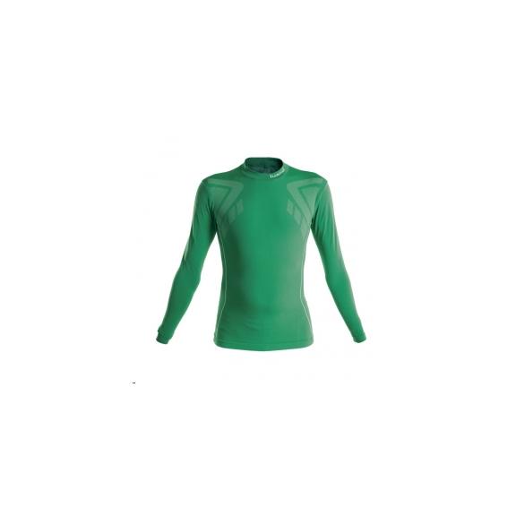 Camiseta térmica Luanvi Sahara verde