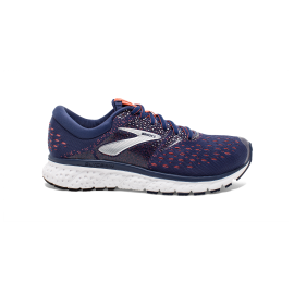 Zapatillas running Brooks Glycerin 16 azul/coral muje