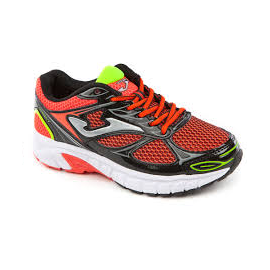 Zapatillas running Joma J. Vitaly 806 rojo junior