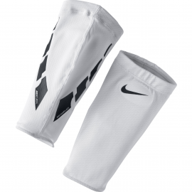 Sujeta espinilleras Nike Guard Lock Elite blanco